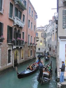 【写真】水の都ベネチア。