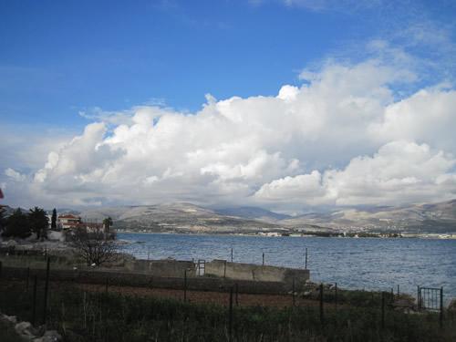 【写真】ブーラかユーゴか、風の向きで進める距離が全く変わってくる。