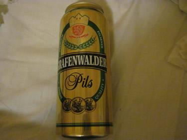 【写真】さらに500ml、39セントのビール