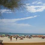 【写真】イタリアの夏は海