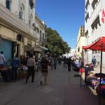 【写真】本文と全く関係のないチュニジアの街並み。