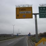 【写真】クロアチアのルート66はイストラ半島東岸を北上。