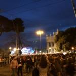 【写真】土日のローマは多くの人でにぎわうローマ。