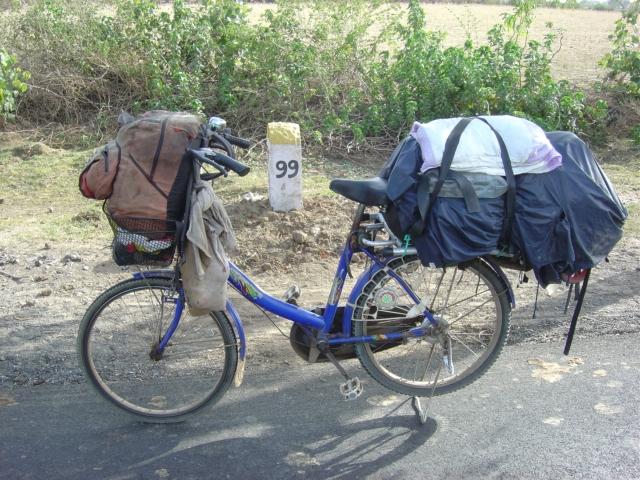 【写真】ママチャリでエベレストまで!