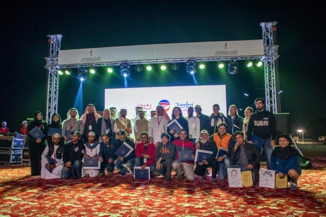 【写真】ひとくせあるドバイトラベラーズフェスティバルの参加者達。