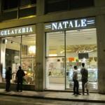 【写真】リーナさんのお店ナターレ。