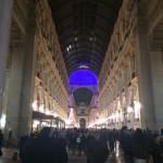【写真】イタリアの一大都市ミラノは人が多い。