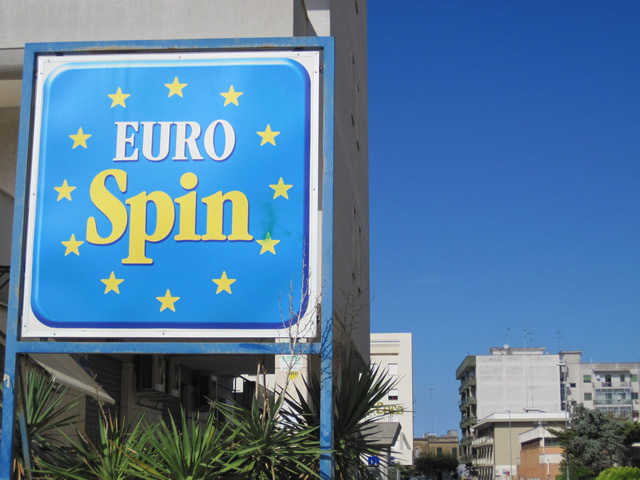 【写真】ディスカウント系EURO Spinユーロスピン