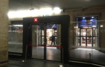 【写真】フィレンツェ駅に隣接しているスーパー