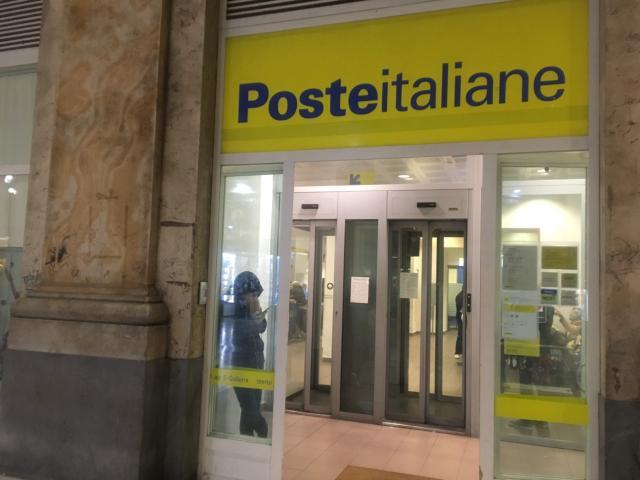 【写真】郵便局もあります