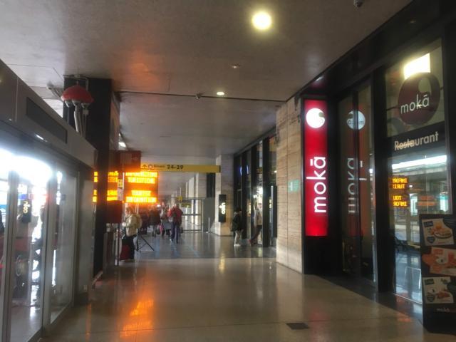 moka ローマ・テルミニ駅