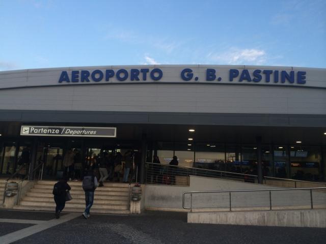 格安航空が乗り入れているチャンピーノ空港