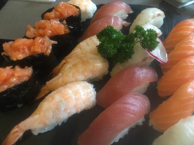 【写真】リミニには日本食のレストランがあります。