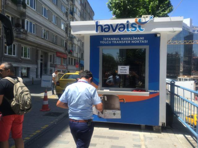 HAVAISTバス乗車券販売所