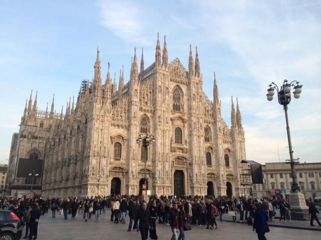 【写真】イタリアのセール開始は州によって異なる。