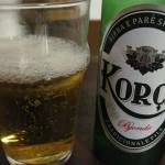 【ビール】アルバニアビール Birra Korça を飲んでみる。