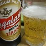【ビール】アルバニアのビール Birra Tirana Kuqalasheを飲む。