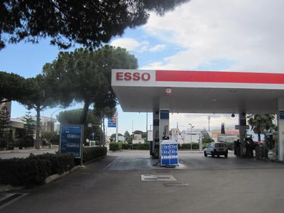自転車の 自転車 会社 イタリア : 物価調査】イタリア南部 ESSO ...
