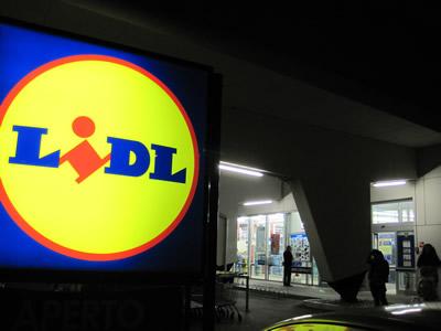 ドイツ資本のディスカウント系スーパー リドルLidl
