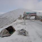 【野宿関連】雪の中で野宿する方法。