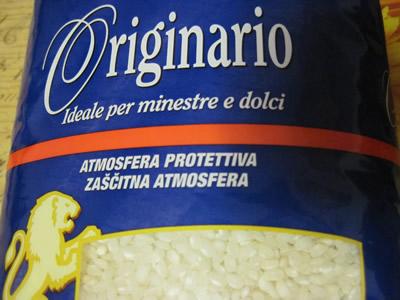 ユーロスピンで売っているOriginario 2kgで1.89ユーロ(約254円)。