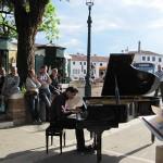 【大道芸関連】ヨーロッパで見かける路上のピアニスト。