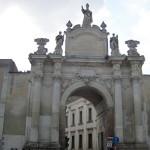 【観光スポット】レッチェLecce Porta de Rudiae。