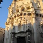 【観光】イタリア南部 レッチェLECCE観光スポットその2 CHIESA DI S.MATTEO