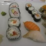 【日本食関連】イタリア南部レッチェの寿司バーPLAY Sushibar。