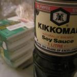 【日本食関連】ローマで買う日本食材の値段一例。2013年12月。