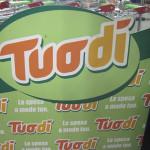 【スーパー】ローマにあるディスカウント系スーパー TUODI。