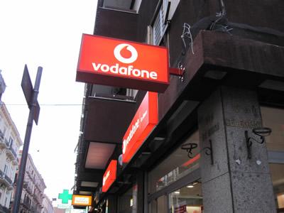 Vodafone イタリア