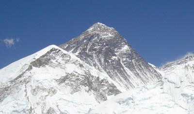 【【写真】2014年ネパール側からの登山はすべて中止。