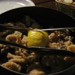 【物価調査】クロアチア ドブロブニク レストランの価格。