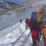 【エベレスト登山】2015年なすび氏エベレスト下山を開始。
