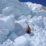 【エベレスト登山】2014年4月雪崩の起こったアイスフォールとは?