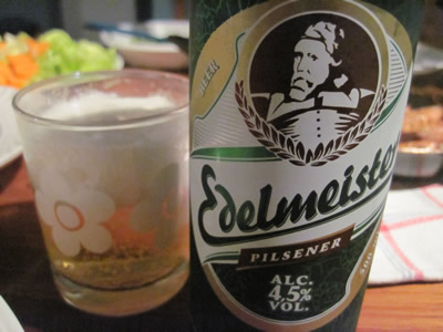 ビール Edelmieister