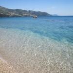 【自転車旅行】コルチュラ島ドミンチェ(DOMINCE)からペリシャツ半島オレビッチ(Orebic)間のフェリー時刻表。