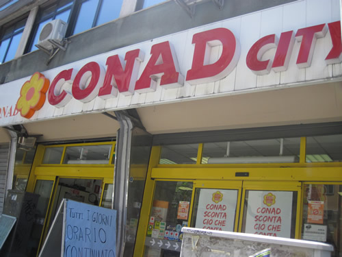 スーパーチェーン店 コナド CONADO