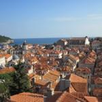 【観光スポット】クロアチア ドブロブニク 城壁巡り。