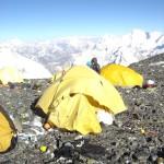 【エベレスト登山】南東稜 サウスコル キャンプ4