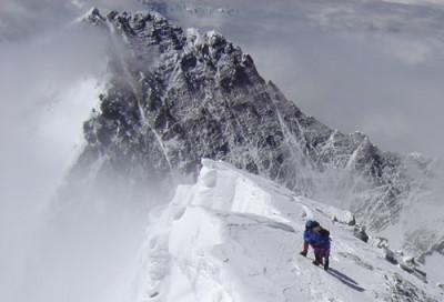 世界最高峰のエベレストその登頂率はどのくらいなのだろうか?