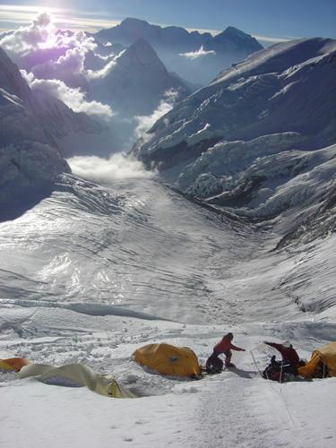 エベレスト キャンプ3