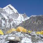 【エベレスト登山】南東稜、ネパール側ベースキャンプ