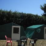 【キャンプ場】イタリア バックパッカーが安く泊る究極の方法。