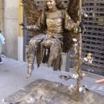 【大道芸】スタチューと呼ばれる銅像芸