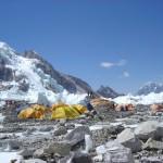 【エベレスト登山】ベースキャンプの様子がgoogleストリートビューに登場