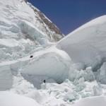 【エベレスト登山】クンブーアイスフォール