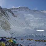 【エベレスト登山】南東稜キャンプ2 標高6400m