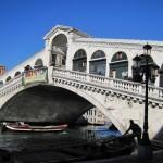 【観光】ベネチア リアルト橋。